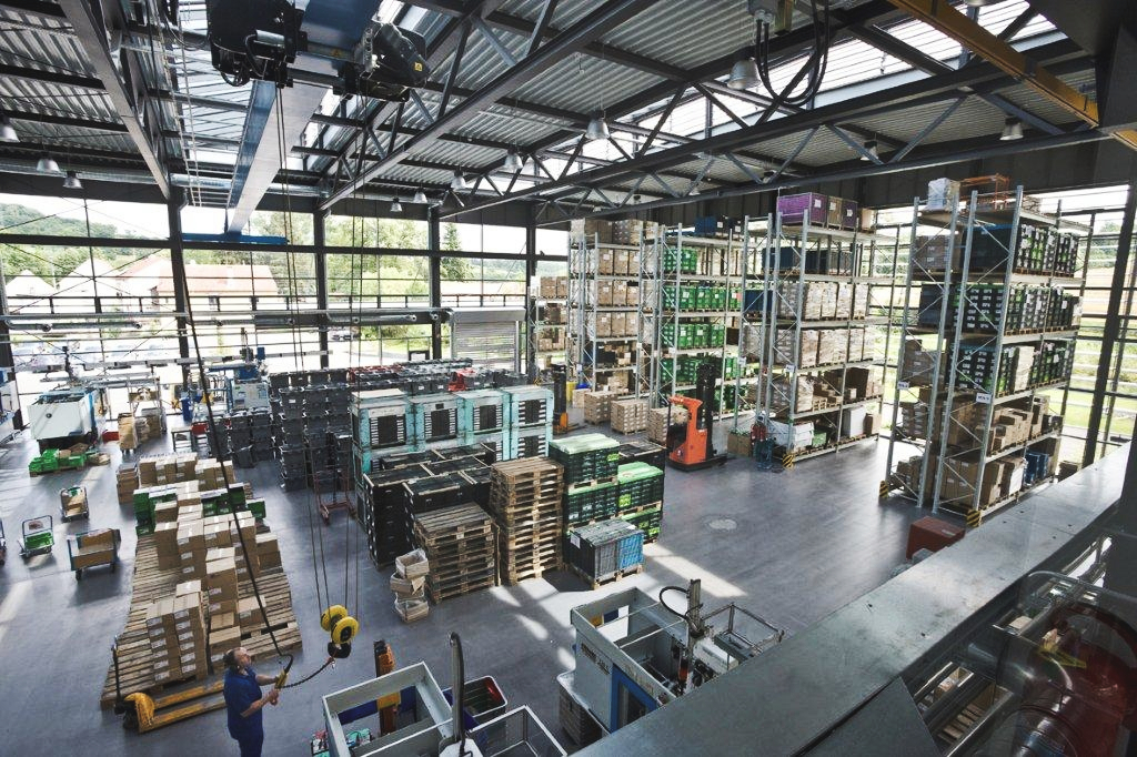 Betriebserweiterung Stettler Büro Nickel und Wachter Architekten