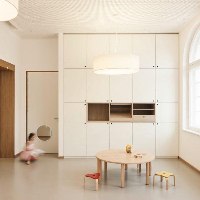 Nickel und Wacher Architekten Bamberg – Kindergarten St. Stephan