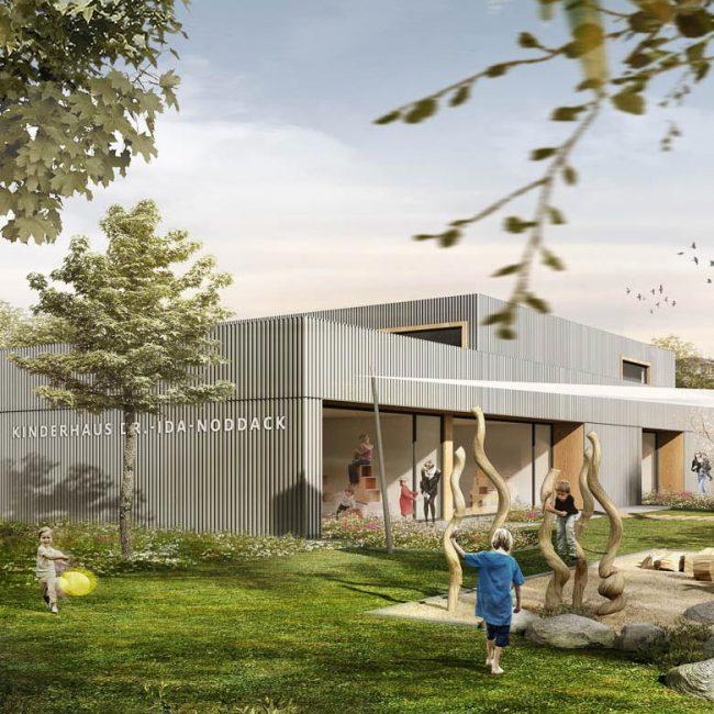 Nickel und Wacher Architekten Bamberg – Wissenschaft & Natur auf der Erba