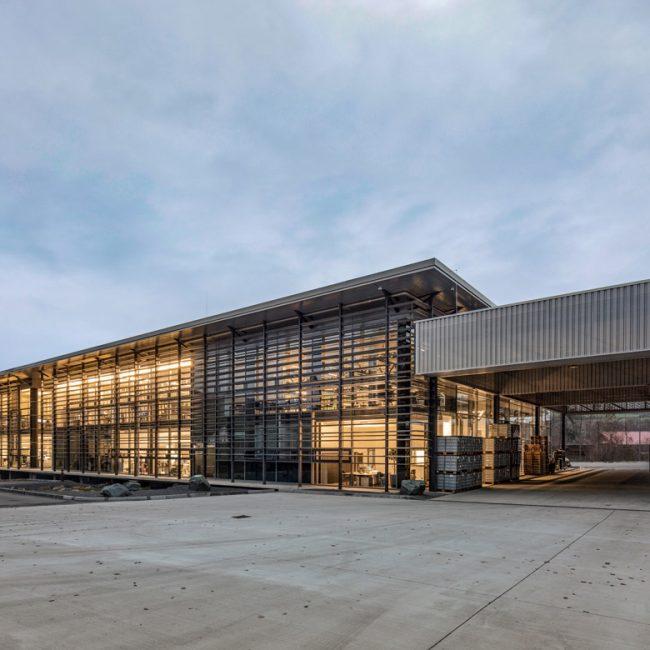 Nickel und Wacher Architekten Bamberg – Stettler Kunststofftechnik Erweiterungsbau