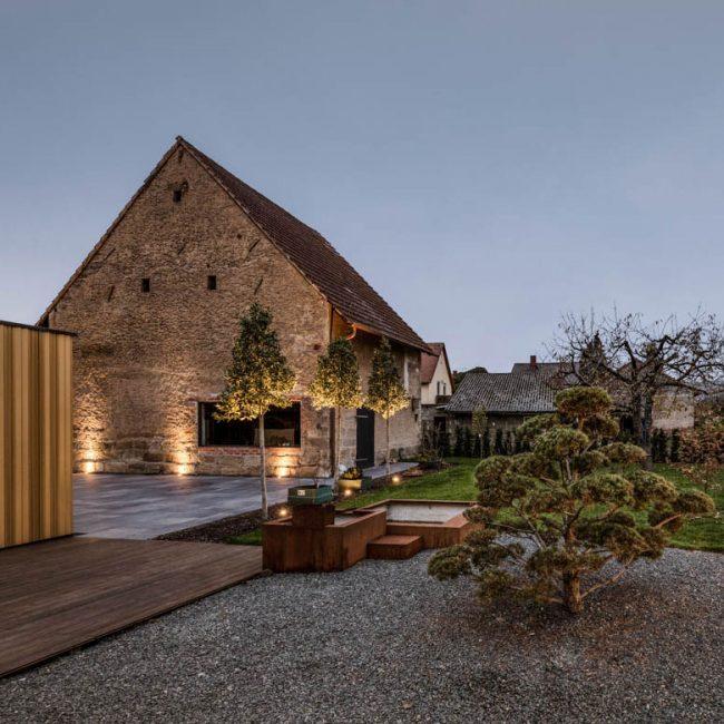 Nickel und Wacher Architekten Bamberg – Gartengestaltung Kemmern