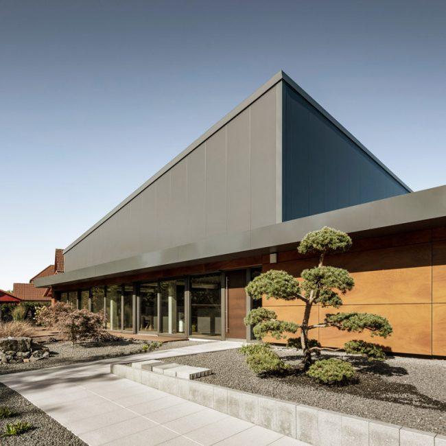 Nickel und Wacher Architekten Bamberg – Galabau Christa
