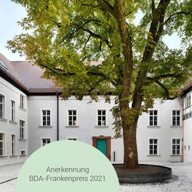 Nickel und Wachter Architekten Bamberg – Sanierung Maria Hilf Berufschule