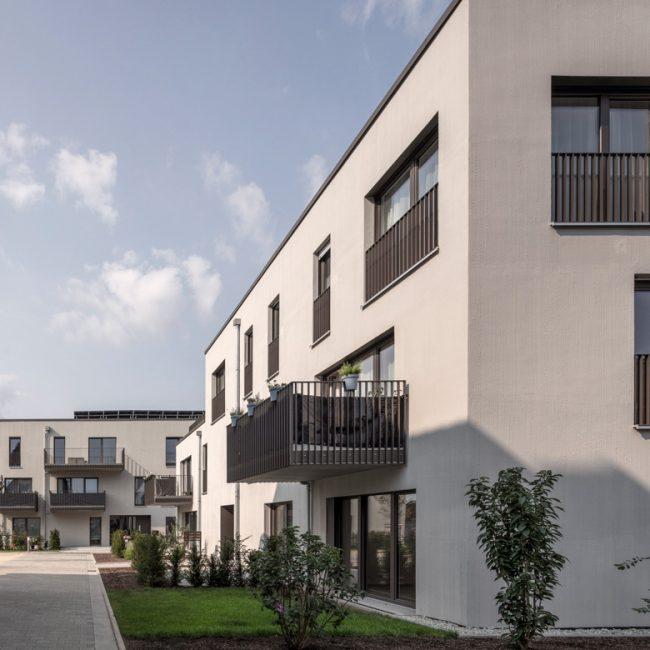 Nickel und Wachter Architekten – neuer Wohnraum für Bamberg