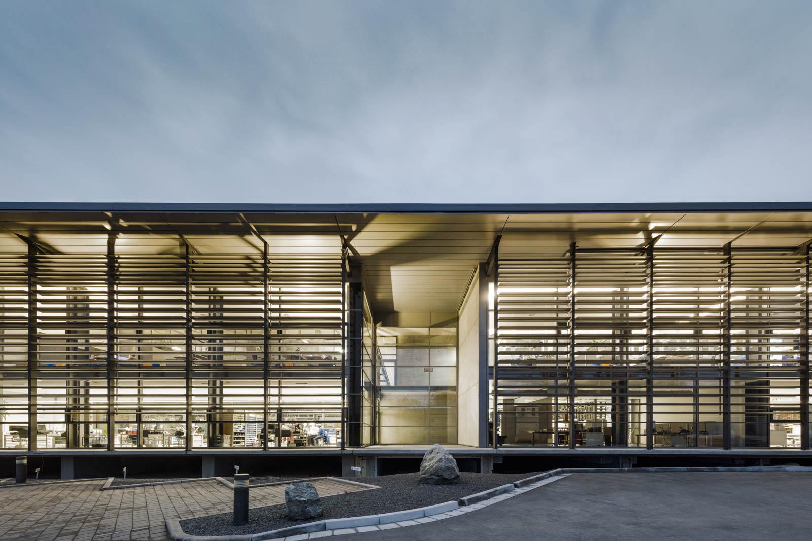 Nickel und Wachter Architekten - Stettler Produktion