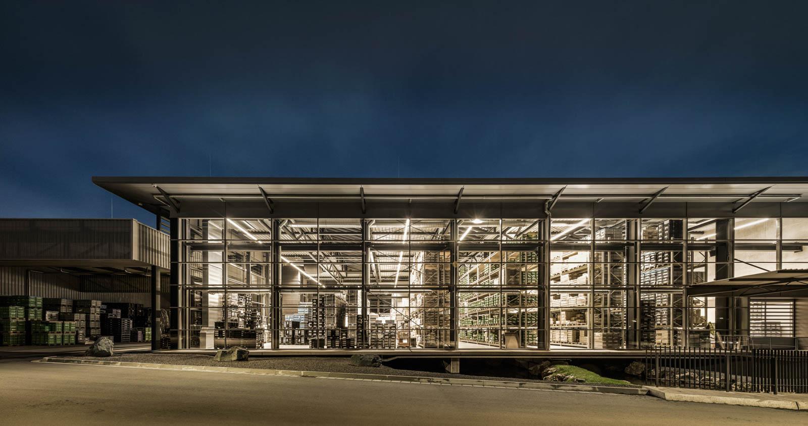 Nickel und Wachter Architekten - Stettler Produktionshalle