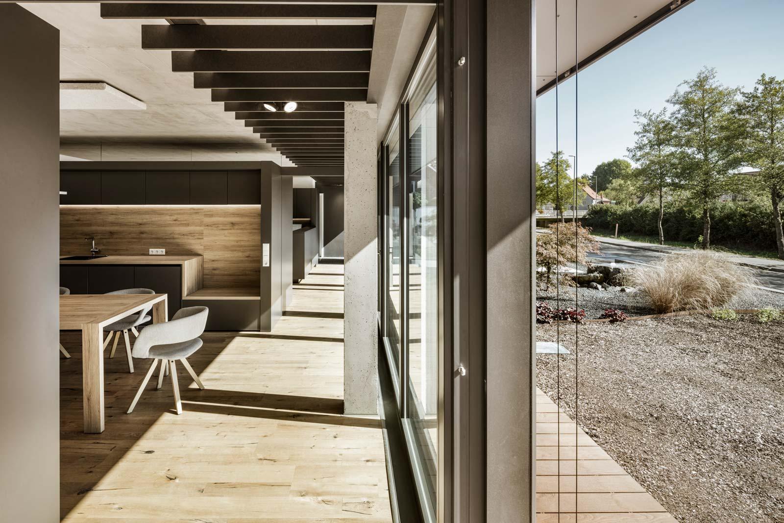 Nickel und Wachter Architekten - Garten- und Landschaftsbau Christa Altenkunstadt