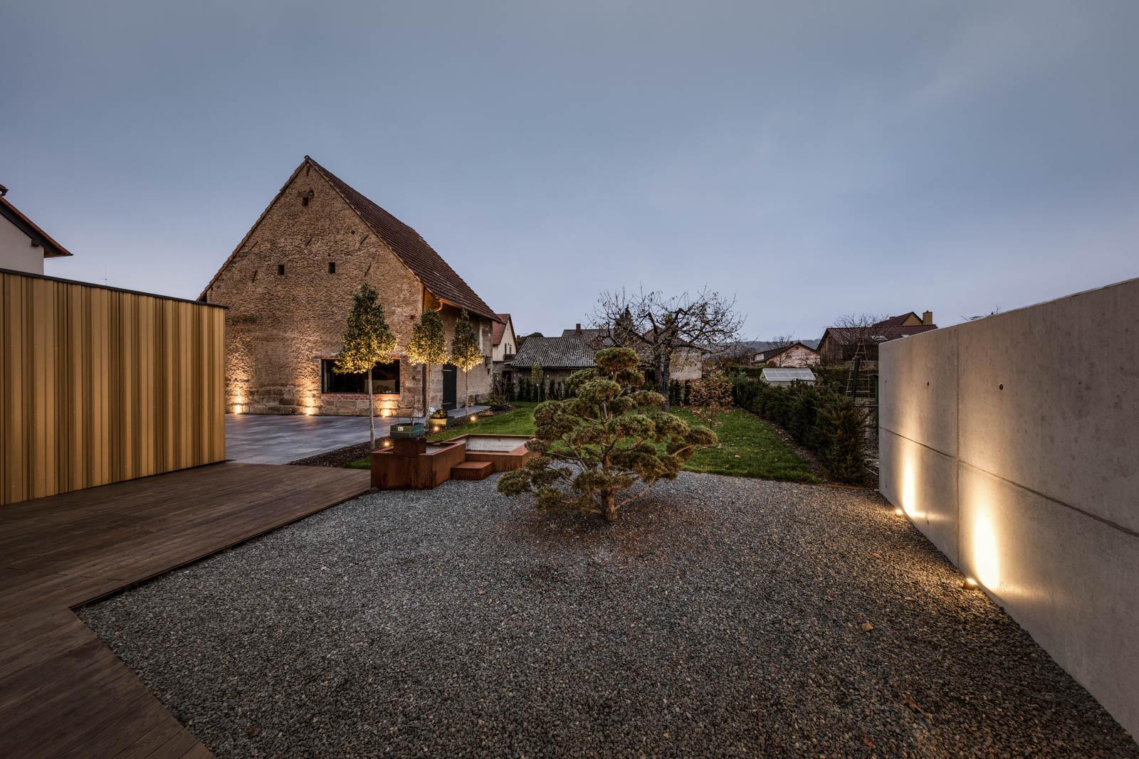 Nickel und Wachter Architekten - Gartengestaltung