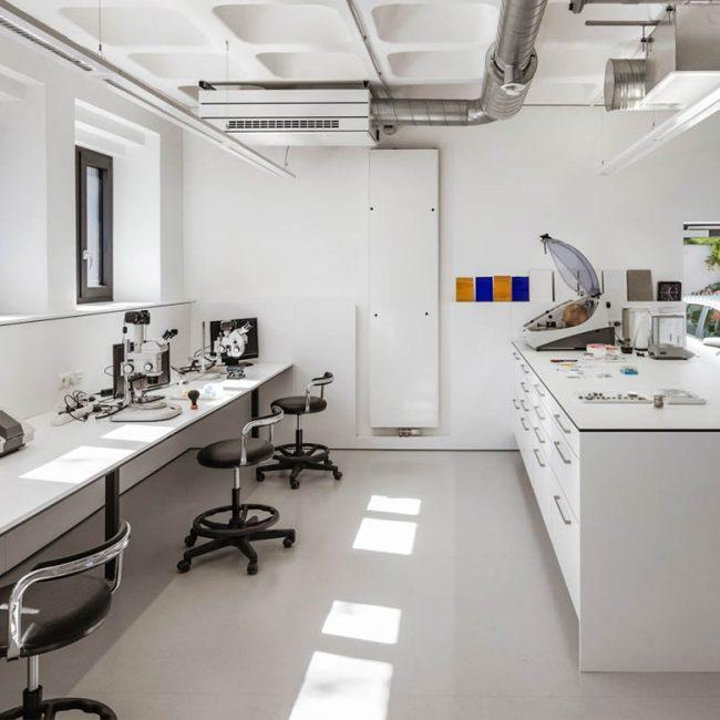 Nickel und Wacher Architekten Bamberg – Energetische Sanierung Universität
