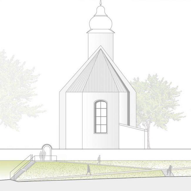 Nickel und Wacher Architekten Bamberg – Klosterwiese Viereth
