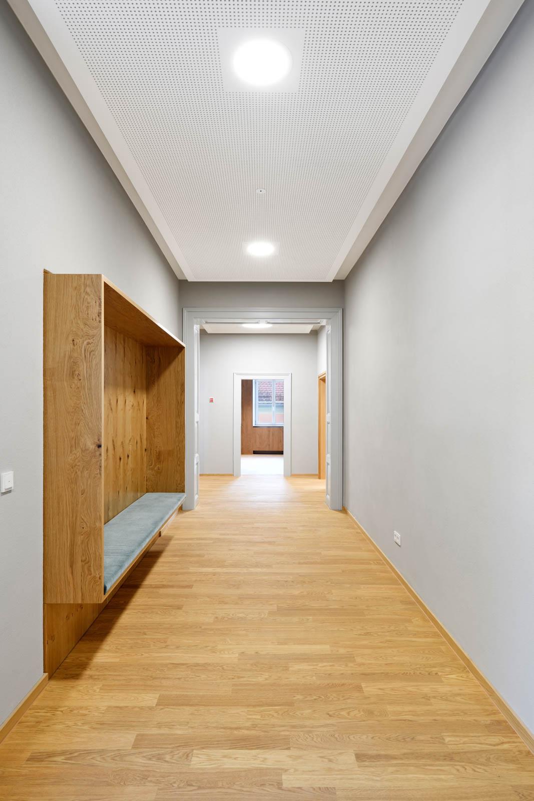 Nickel und Wachter Architekten - Sanierung Mariahilf Bamberg Mobiliar