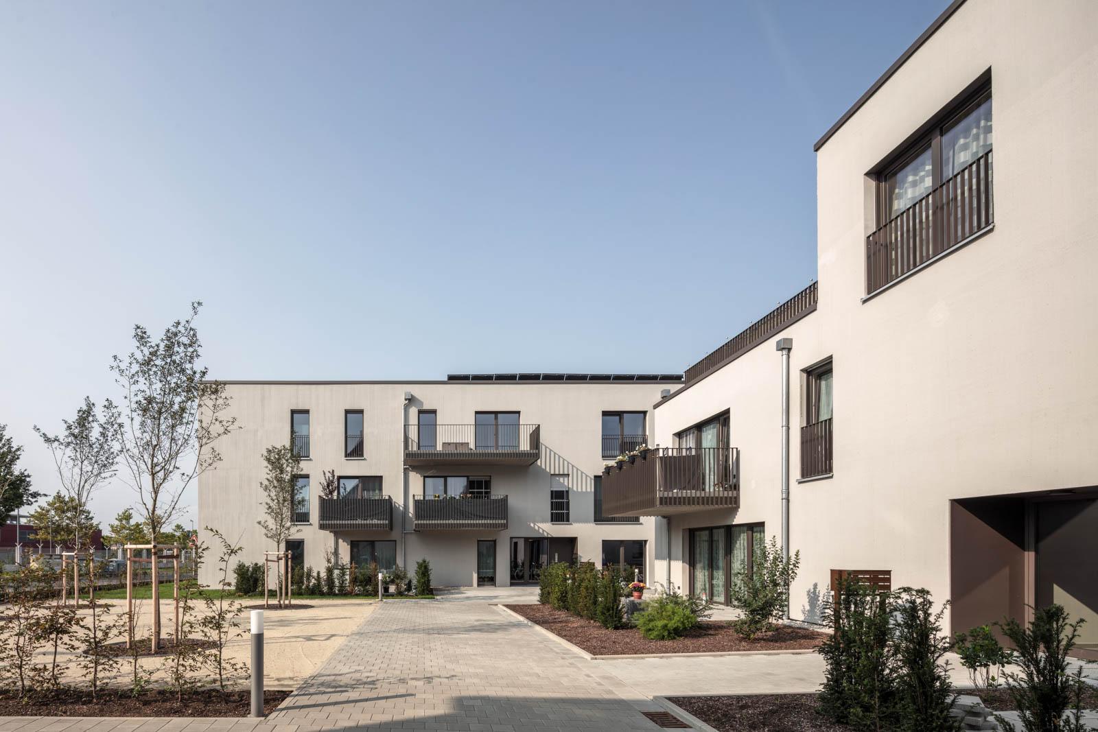 Nickel und Wachter Architekten - AdH Wohnraum Bamberg