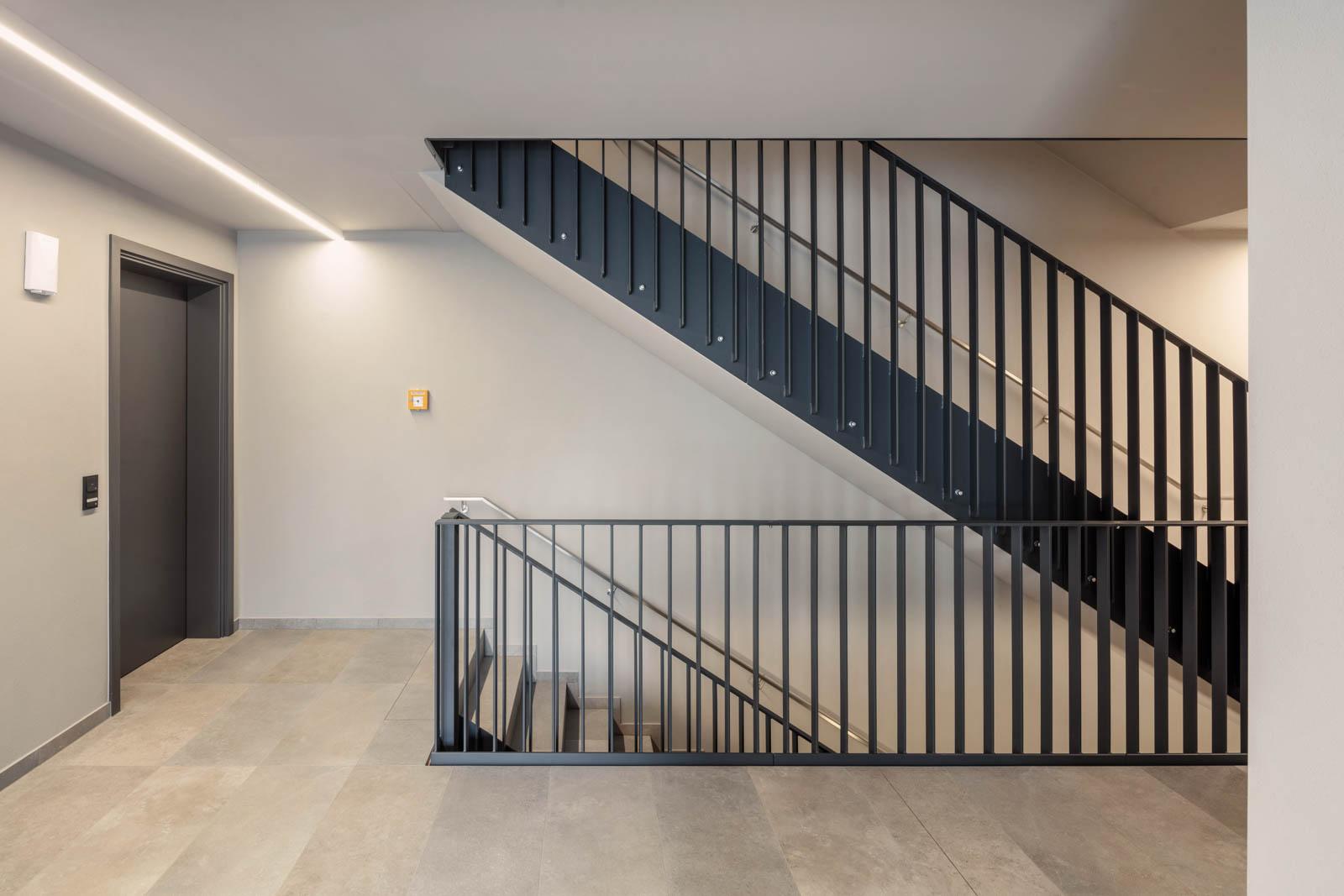 Nickel und Wachter Architekten - Wohngebäude AdH
