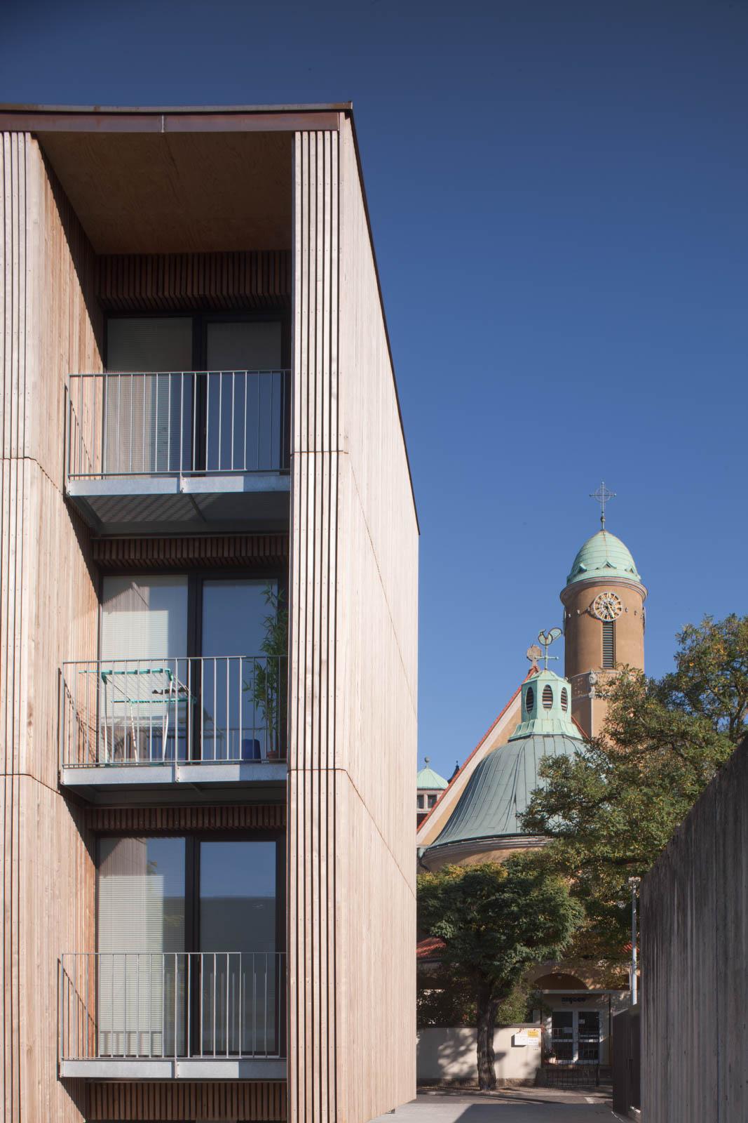 Nickel und Wachter Architekten - Wohnen Stadtwerke Bamberg