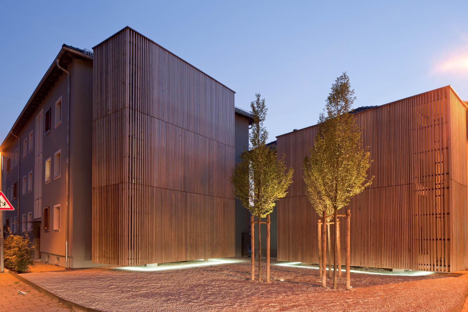 Nickel und Wachter Architekten - Wohn Stadtwerke Bamberg