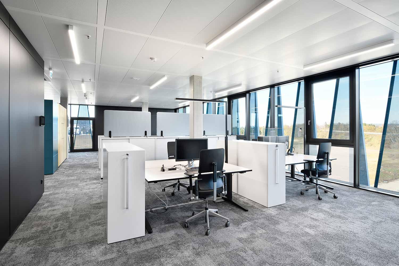 Nickel und Wachter Architekten - Arbeitsplatz Dr. Pfleger Bamberg