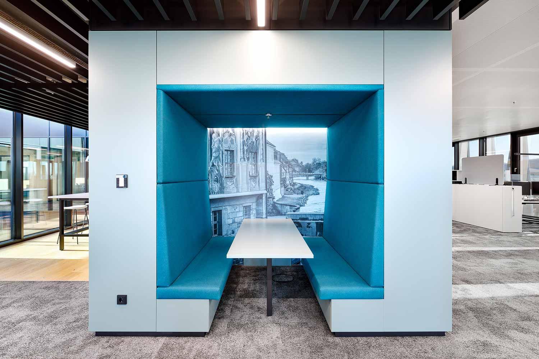Nickel und Wachter Architekten - Coworking Space Dr. Pfleger Bamberg